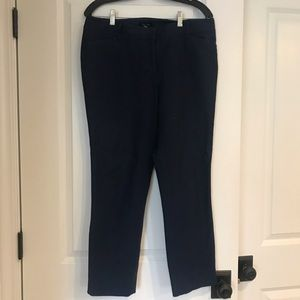 White House Black Market ankle dress pant